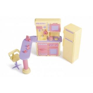 """Кухня """"Маленькая Принцесса"""" (Лимонная)-37798384"""