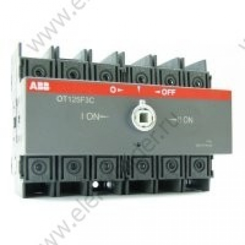 Реверсивный рубильник OT63F3C 1428695