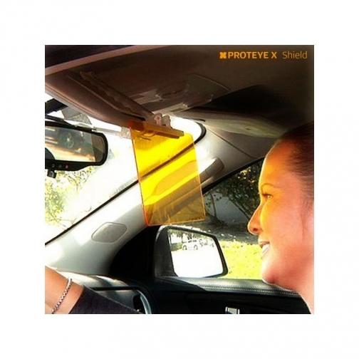Солнцезащитный козырек для автомобиля Clear View-6807188