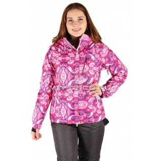 Куртка горнолыжная женская 305