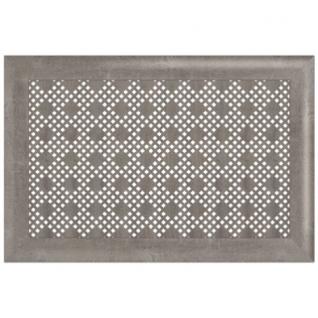 Декоративный экран с коробом Квартэк Рондо 620*1200*160(200) мм (металлик)-6769203