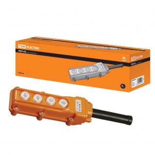 TDM Electric Пульт управления ПКТ-62 на 4 кнопки TDM ELECTRIC IP54