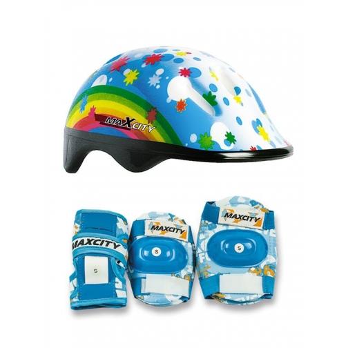 Набор защиты для детей MaxCity Baby Rainbow-5999692