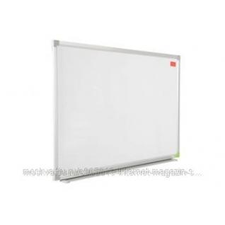 Доска белая магнитно - маркерная Office Force 240х120 см., лаковое покрытие