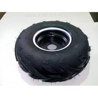 Колесо без втулки левое (125cc)-1025652