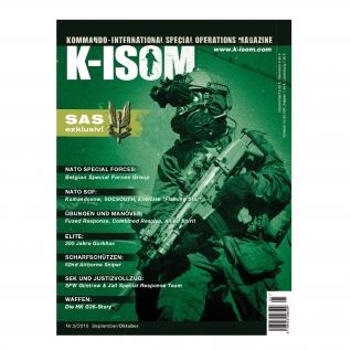 K-ISOM Журнал Kommando K-ISOM Ausgabe 05-2015-9197504