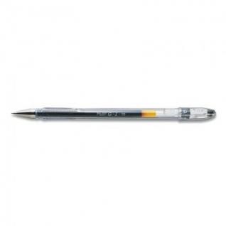 Ручка гелевая PILOT BL-G1-5T черная 0,3мм Япония