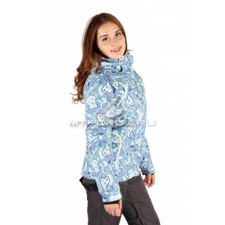 Куртка горнолыжная женская 1433