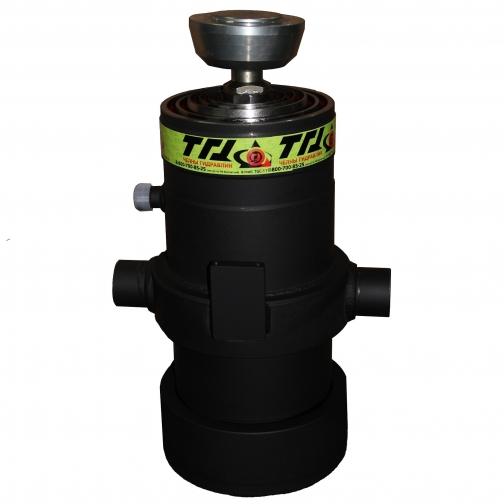 Гидроцилиндр подъема кузова КАМАЗ 6520-8603010-06 односторонний-6758323