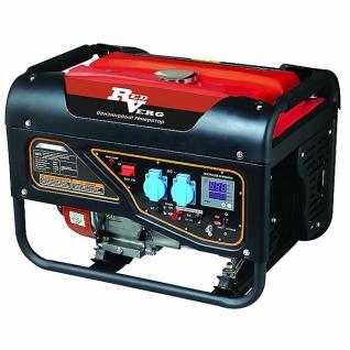 Генератор бензиновый RedVerg RD6500N (5,5 кВт)