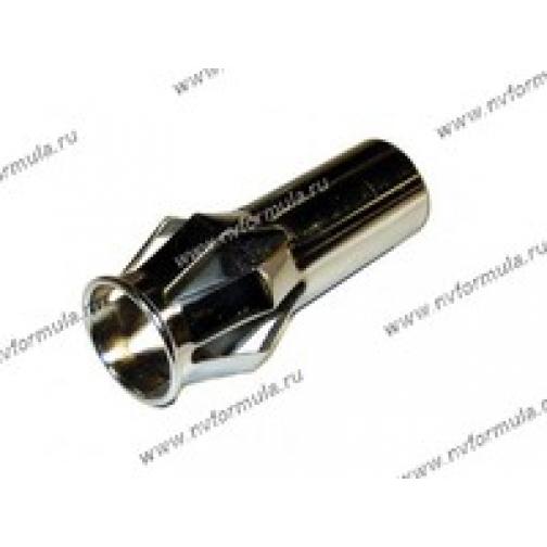 Насадка на глушитель С-233 D=38-47 болты-430821