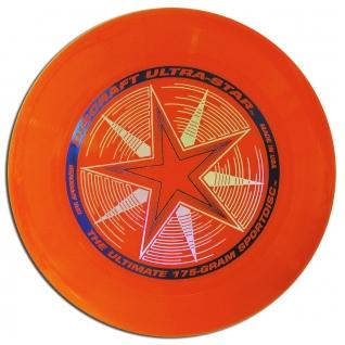 Летающий диск Ultra-Star, оранжевый Discraft-37709121