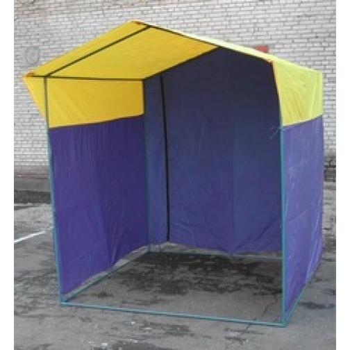 Палатка торговая, разборная 2 x 2 из квадратной трубы 20х20 мм-828743