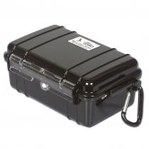 Peli Products Контейнер-кейс Peli микро 1050, цвет черный