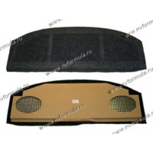Полка акустическая 2110 под акустику 6х9 МДФ 16мм-9060421