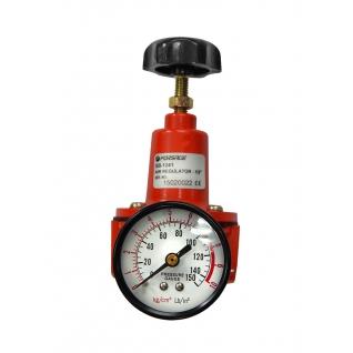 """Регулятор давления с манометром для пневмосистем 1/4"""" Forsage-6006108"""