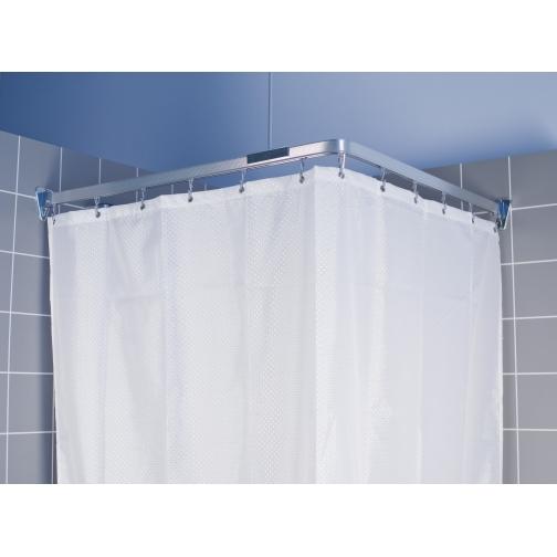 Карниз гибкий для ванной Duschy 688-90 хром-6765102