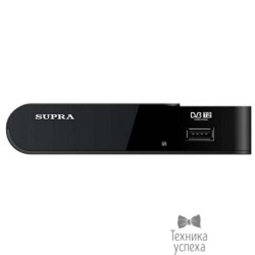 Supra SUPRA SDT-85 внешний TV-тюнер, цифровой, работает без компьютера, пульт ДУ-5796465