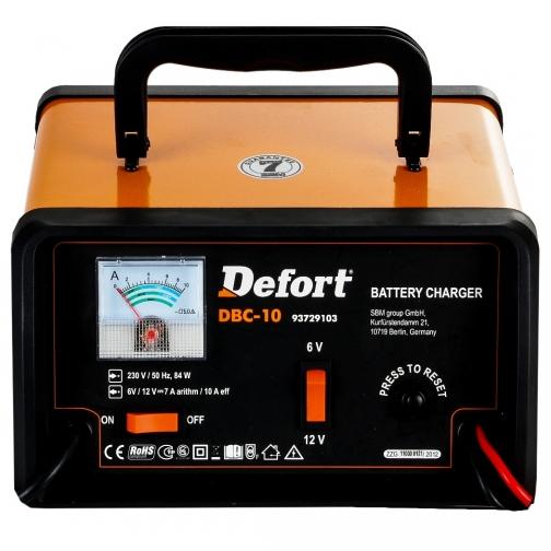 Устройство зарядное Defort DBC-10-6768534