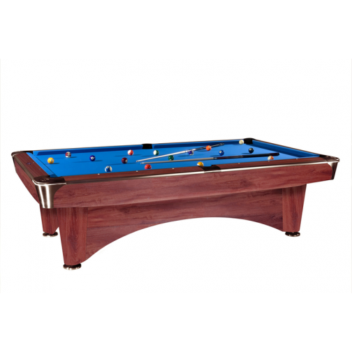 Бильярдный стол для пула Dynamic III 8 ф коричневый-7147612