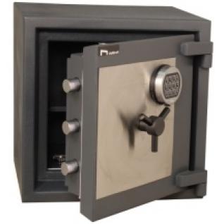 Огне-взломостойкий сейф STAHLKRAFT Defender Pro 314D EL-447517