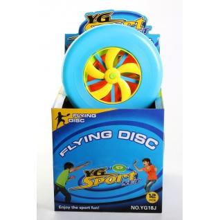 Набор летающих дисков, 23 см YG Sport-37726561