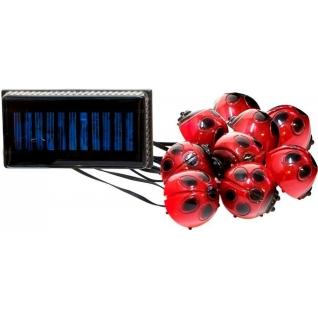 Светильник садово-парковый Feron 881CD Божьи коровки-8234299