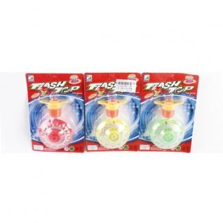 Игрушка Flash Top - Диск с устройством для запуска (свет)-37739144