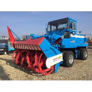 Снегоуборочная машина японского производства ( снегоротор ) Nichiyu HTR202-5041445
