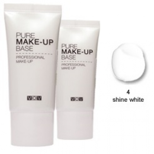 VOV - База кремовая хайлайтер-шиммер со светящимся эффектом Pure Make-up Base 04-2147579