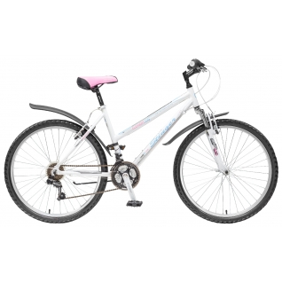 Stinger Велосипед Stinger Element lady (2015) белый M-453431
