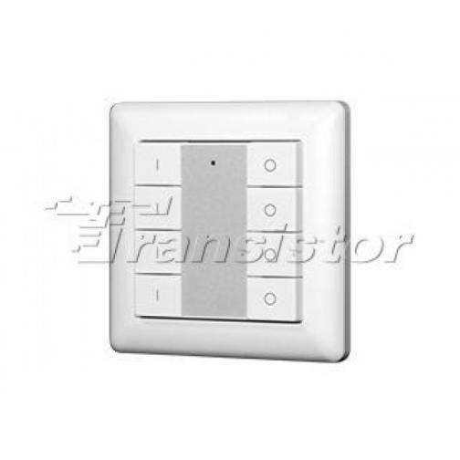 Arlight Панель Knob SR-KN9550K8-UP White (KNX, DIM) 9052079