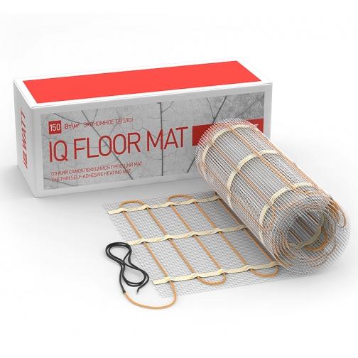 Нагревательный мат IQWATT IQ FLOOR MAT (1 кв. м)-6763672