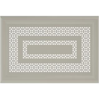 Декоративный экран Квартэк Эллада 600*600 (металлик)
