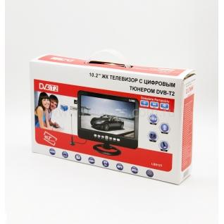 Автомобильный портативный телевизор c DVB-T2 Eplutus LS-912T Eplutus-9309988