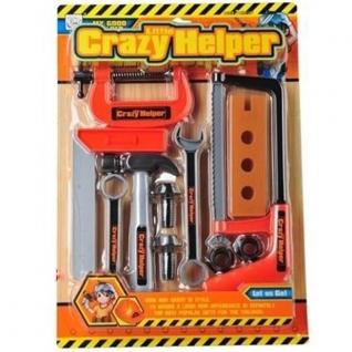 Игровой набор строительных инструментов Little Crazy Helper-37739239