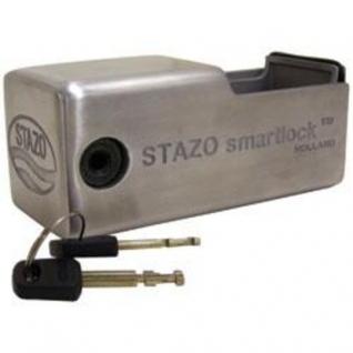 Замок на подвесной двигатель до 35/40 л.с. Stazo smartlock