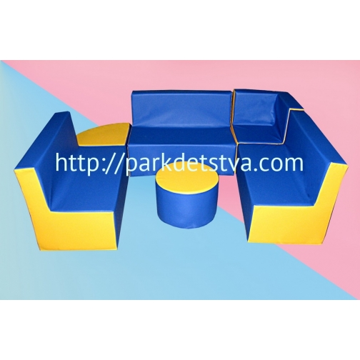 Мягкая набивная мебель Уютный уголок-6830455