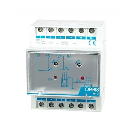 Реле контроля уровня жидкости ORBIS EBR-2, 2 канала-6454747