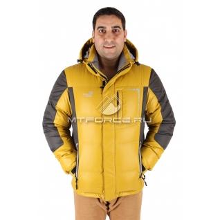 Куртка пуховик мужская 9573