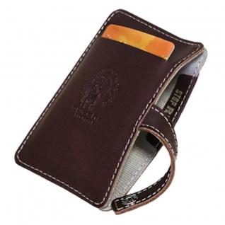 Person-TM Футляр для карт PERSON ФСК-S Апачи коричневый-9143526