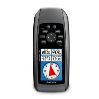 Водный навигатор Garmin GPSMAP 78s Russia + карты России ТОПО Garmin-834395