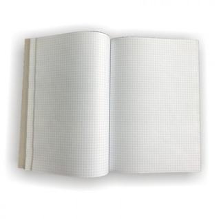 Бух книги учёта 96л в клетку обл. однот.цв.картон NoName-37845313
