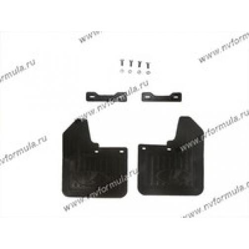 Брызговики передние 2121 Классика с крепежом F21-431974