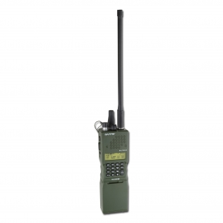 Made in Germany Имитация радиостанции Dummy Radio PRC-152 Z Tactical олива-5025517