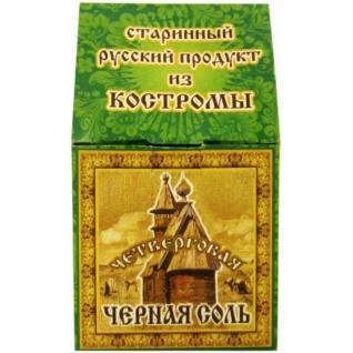 Черная пищевая соль мелкого помола ( упаковками 40г.)-1998944