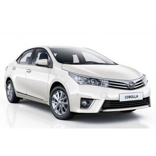 Защита Toyota Corolla 2013 - 1.6, 1.8 / Lexus 200H / Toyota Auris картера и КПП штамповка 24.75 ALFeco-9063278