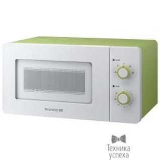 Daewoo Микроволновая Печь Daewoo KOR-5A17 15л. 500Вт зеленый-5797536