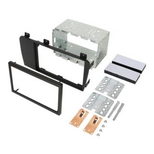 Переходная рамка Intro RVL-N04S для Volvo S60, V70, XC70 04+ 2DIN (салазки) Intro-5763293
