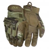 Mechanix Wear Перчатки Mechanix Wear M-Pact, камуфляж мультикам